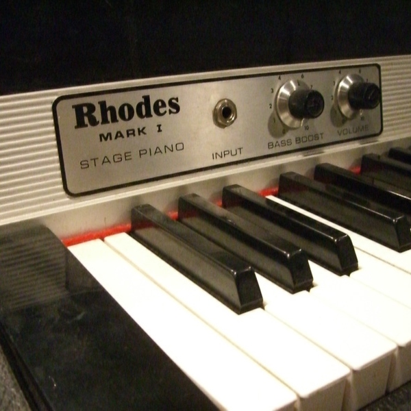 The Fender Rhodes