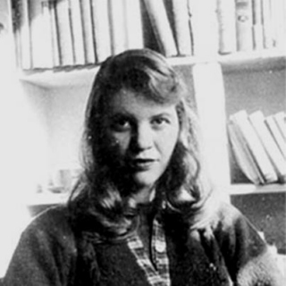 The iPod of... Sylvia Plath.