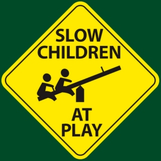 Slow: Children at Play