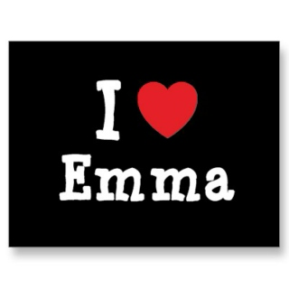 For Emma Lou on Valentine's