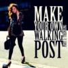 Make Your Own Walking Post Part 3: Then Sing