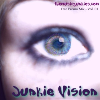 Junkie Vision- The Music Junkies' 1st free promotional mix