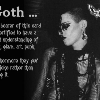 Goth Club Songs that Must be Retired from DJ playlists FOREVER
