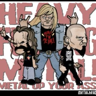 Metalheads in the 21st Century (Haven't Gotten Any Softer)
