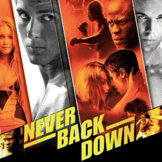 Never Back Down soundtrack