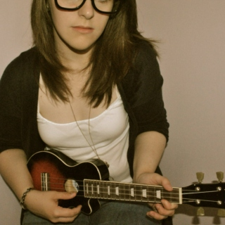 Cover Me With My Ukulele
