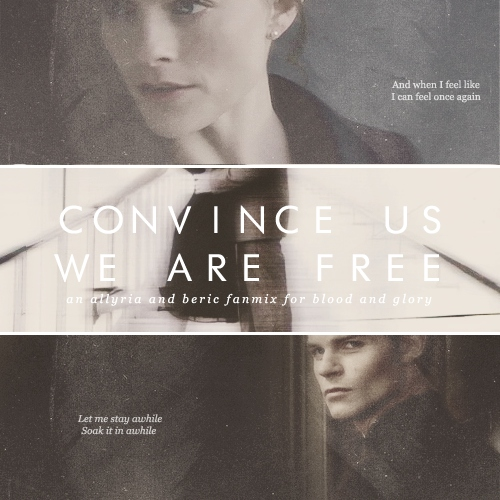 Convince us we are free