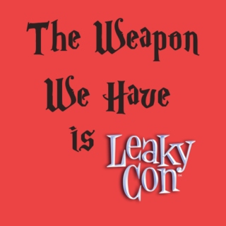 The Weapon We Have (Is LeakyCon)