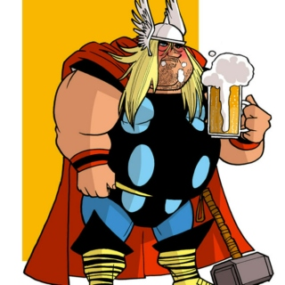 The Drunk Viking