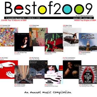 Malted Music's Best of 2009