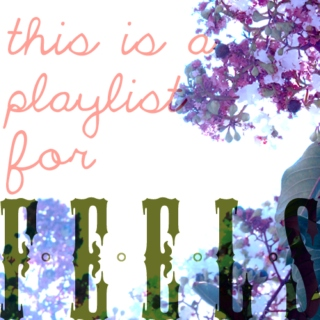 This is a playlist for feels
