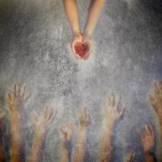 How to give out love, and to let it come in.....