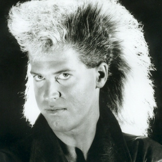 I Need Some 80's Hair!