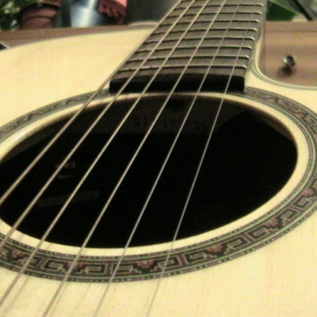 The Acoustic Guitar #1