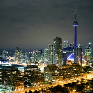 A Night in Toronto (storm the city mix)