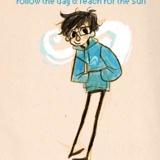 follow the day & reach for the sun - a john egbert fst
