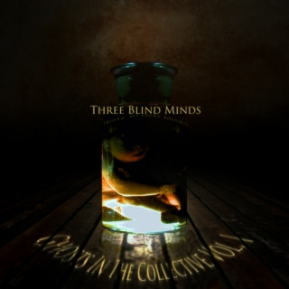 Three Blind Minds- Ghosts in the Collective Vol. I The 8tracks mix