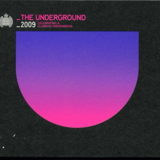 Ministry Of Sound The Underground 2009 (FULL)