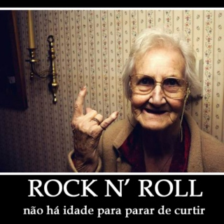 cause rock is health.