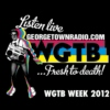 The Weekly Playlist on WGTB - March 29th Show Playlist