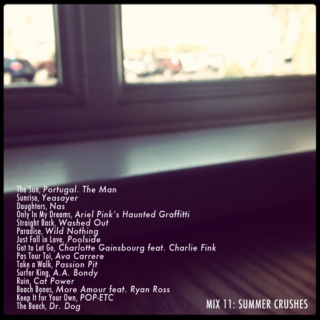 Mix 11: Summer Crushes