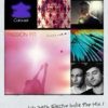 July 2012 Electro Indie Pop Mix (Part 1)