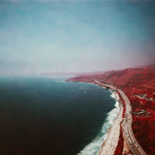 sprawling landscapes in a photograph
