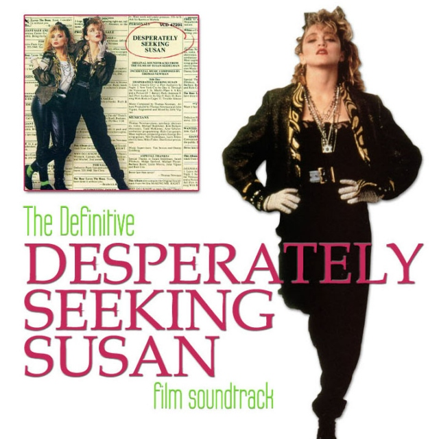 Desperately Seeking Susan in the (212)