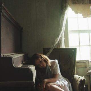 play me your love on that old piano in the old asylum