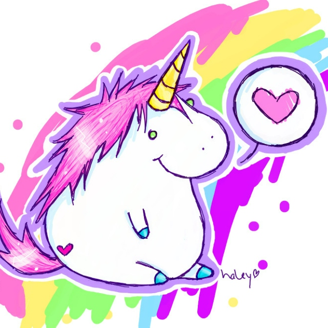 Unicorn's Happiness