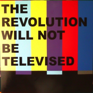 Turn off the T.V.