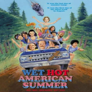 Wet Hot American Fourth of July Mix