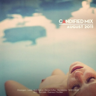 Candified's August 2011 mix