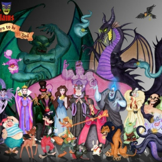 The Villains of Disney