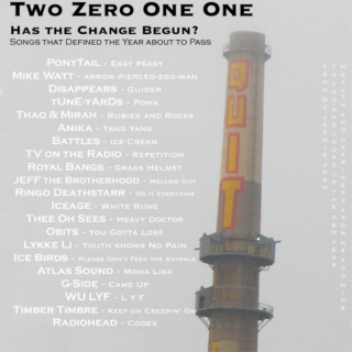 Two Zero One One: Has the Change Begun?