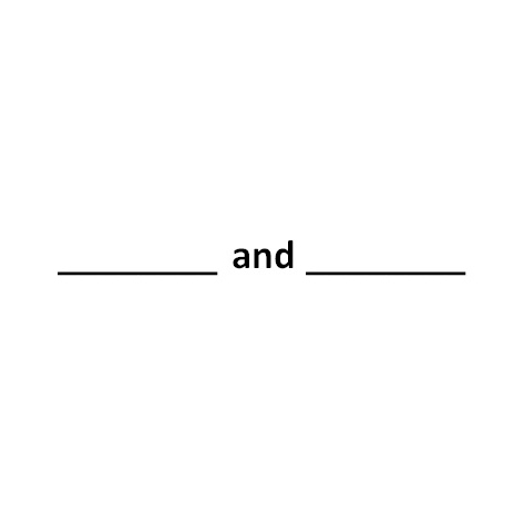 ___and___