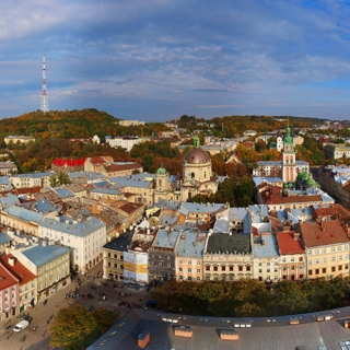 A day in Lviv