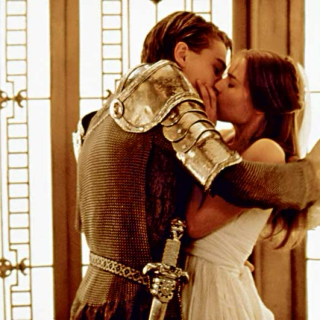 You'll be my Romeo, and I'll be your Juliet.