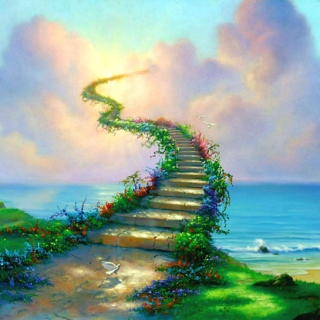 Stairway to Heaven..