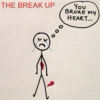 he broke your <3...now just let it out.
