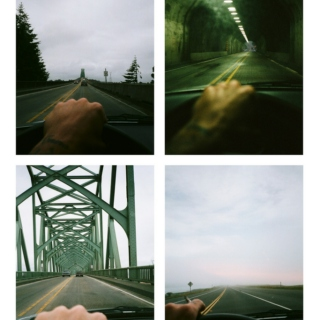 A Road Trip With Just You and Some Music