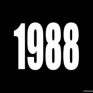 1988 - The hodge-podge year of music