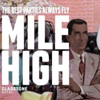 THEY Lounge Mile High @ The Gladstone Hotel