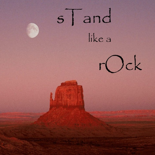 sTand like a rOck Vol. 2