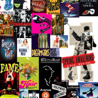 An Epic/Emotive Broadway Collection