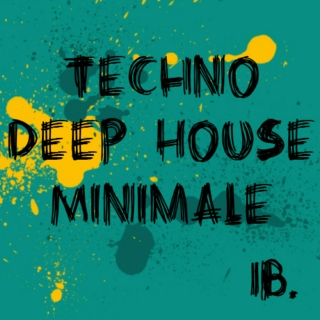 Techno DeepHouse Minimale
