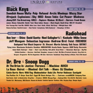 Coachella 2012 Mixtape