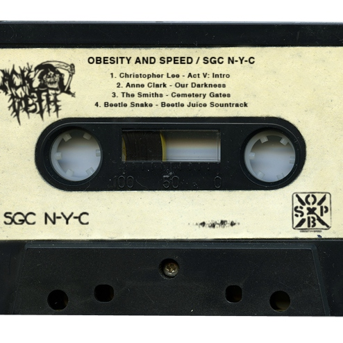 Black Deth Halloween Mix by OBESITY AND SPEED / SGC NYC