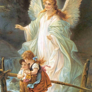 May Angels Lead You In