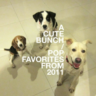 A Cute Bunch: Pop Favorites From 2011